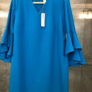 Deep turquoise DRESS NEW